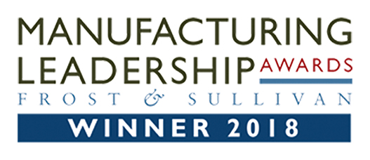 PULS is the winner of the Frost & Sullivan Manufacturing Leadership Award 2018
