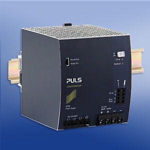 3-phase DIN rail power supply