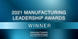 FIEPOS is awarded with the Manufacturing Leadership Award 2021