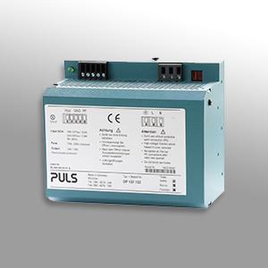 1st generation of PULS DIN rail power supplies | DP series