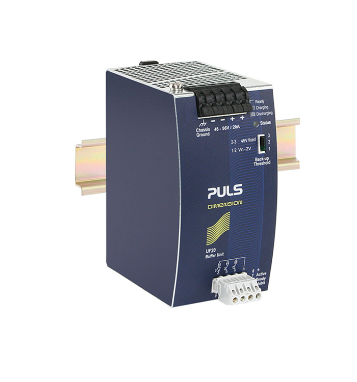DC-UPS UF20.481 for PoE injectors