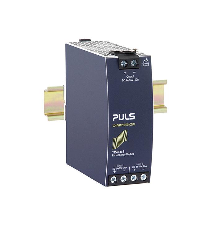 Redundanzmodul YR40.482 für PoE Injektoren