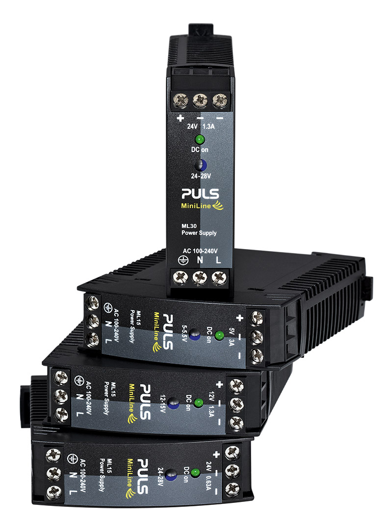 MiniLine compact power supply line-up