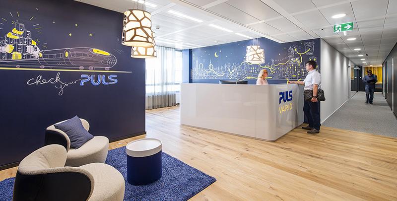 PULS Vario Büro in Wien