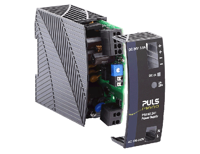 PIM90.241 power supply with basic functionality