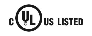 Class I Div. 2 Canada - UL